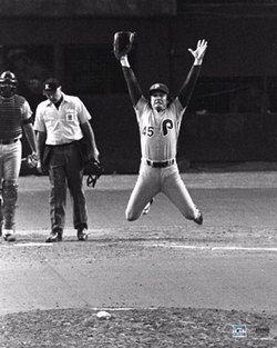 Tug McGraw (Pro Baseball Player) 1944-2004