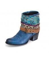 Sendra Boots 11144 Azul Pañuelo