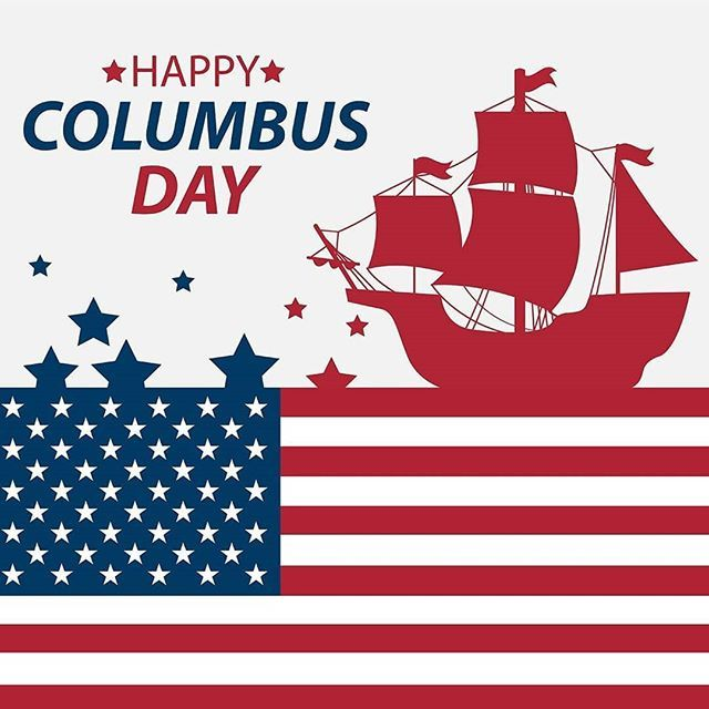 Dozensocks Wishes You A Happy Columbus Day Columb Columbusday Happycolumbusday Pioneer Discovered Usa Usa Happy Columbus Day Event Poster Columbus Day