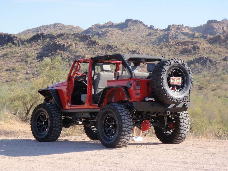 Unlimited's ....doors off or on? - JKowners.com : Jeep Wrangler JK Forum