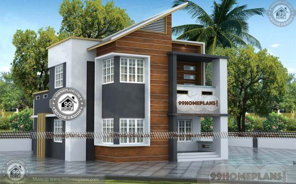 40 60 House Plans Low Budget Home Design With Narrow Lot Designs 40x60 House Plans Narrow House Plans Indian House Plans