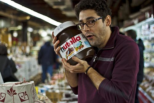 5kg Nutella right at your fingertips!!! PM me if interested. :)