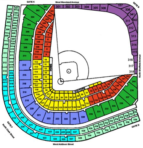 CHICAGO CUBS VSNEW YORK METSTUESDAY SEPTEMBER 12TH 20177:05 PM YOU ARE BIDDING ON (2) GENERAL ADMISSION VIP BLEACHER TICKETS FOR TUESDAY SEPTEMBER 12T... #tickets #bleachers #mets #york #cubs #chicago