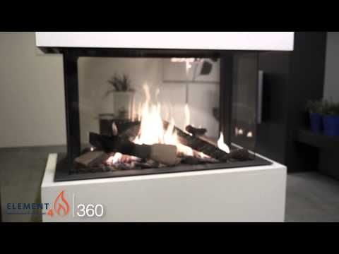 The Element Glass Gas Fire Fireplaces An Incredible Focal Point For Any Modern Living Room