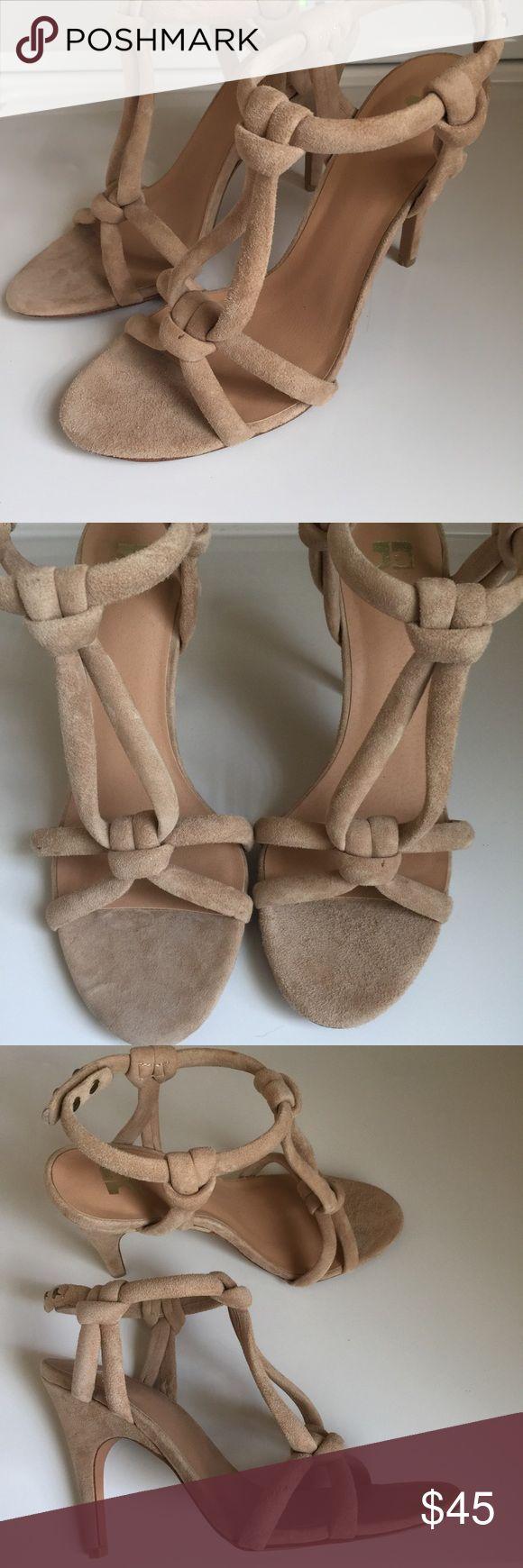 JOES HEELS SUEDE Great condition JOES Shoes Heels