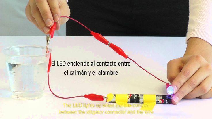Parte 3 Experimentos simples de ciencia, electricidad y magnetismo: RESI...