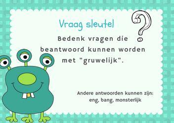 Gruwelijk eng! KBW 2017 - Miranda Wedekind, Onderwijsbegeleiding.