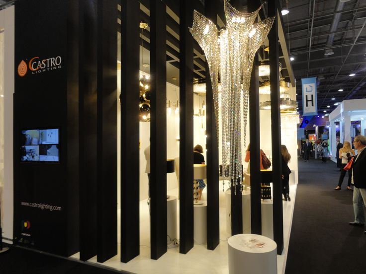 Stand Castro Lighting | Maison & Objet 2014