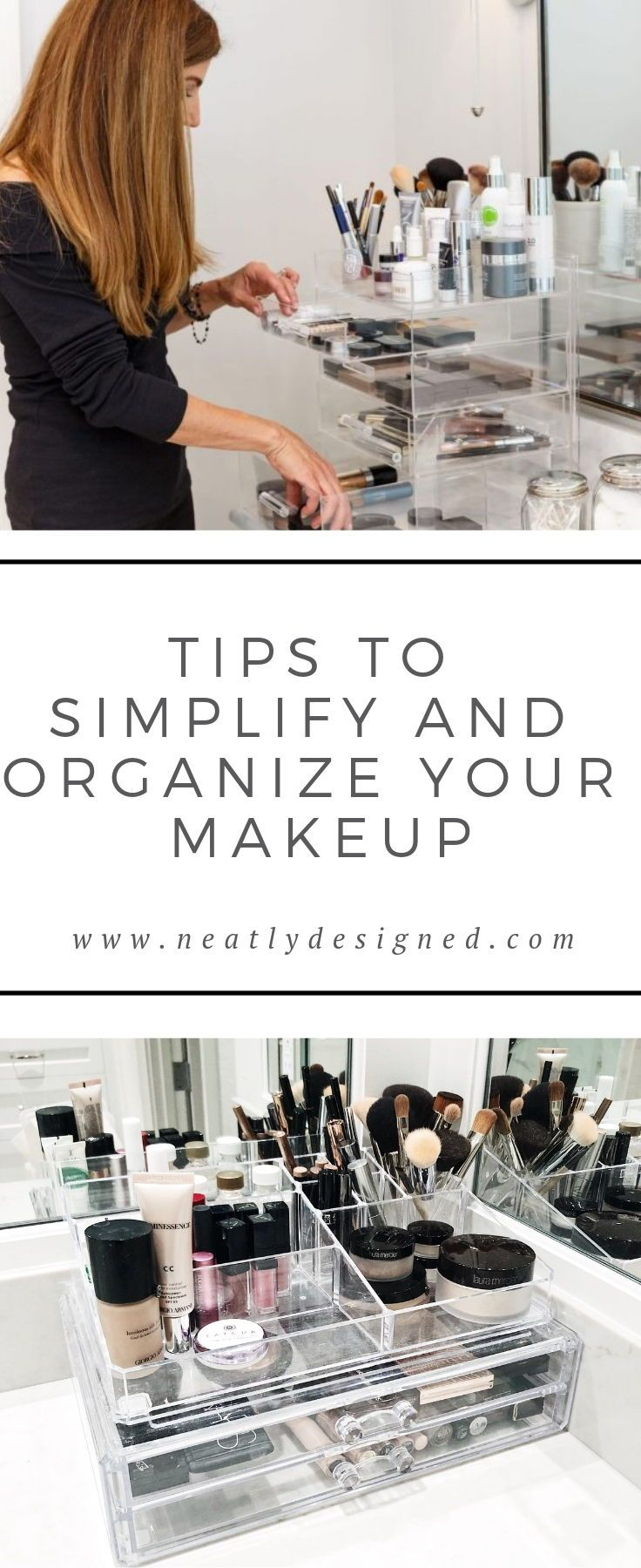 24 Pin on Organized Hair & Makeup