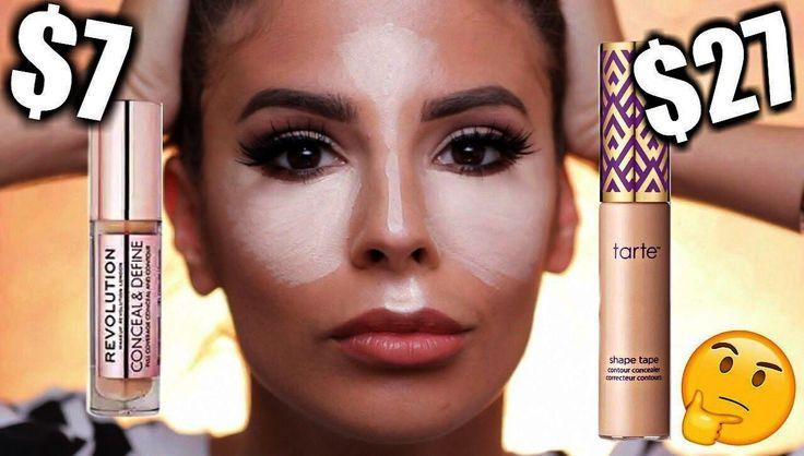 Makeup Revolution Lip Topper über Makeup Brush Cleaner einige Makeup Vanity Lowes …   – Dupe Makeup Concealer