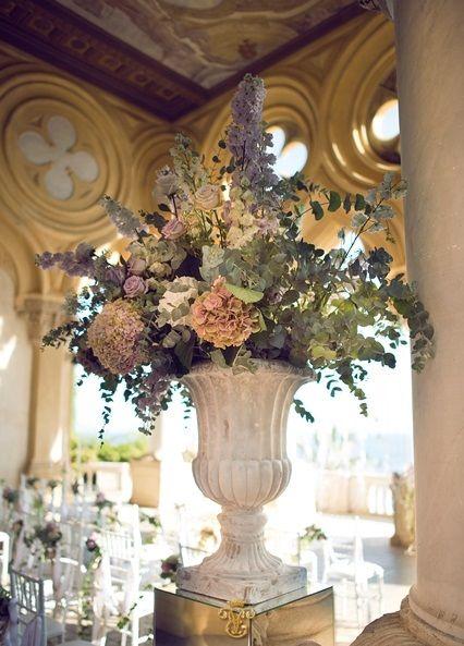 Wedding decorations Isola del Garda - www.atasteofbeauty.co.uk