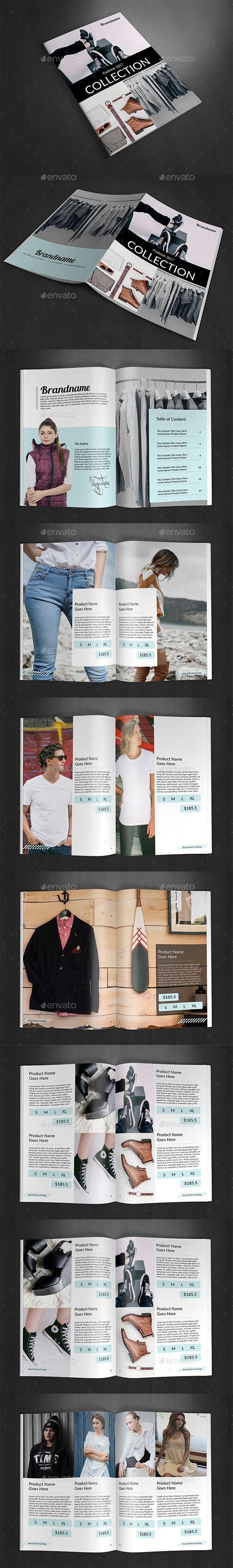 95 best Product Catalog Template & Design images on Pinterest