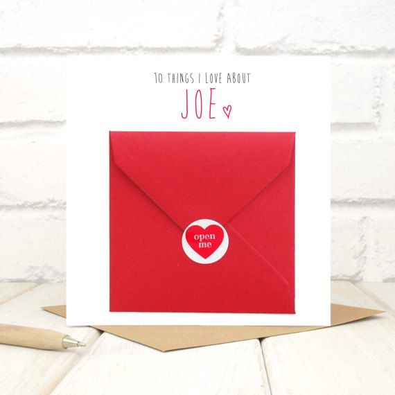 Best 25 Personalised Cards ideas only – Personalised Valentines Cards