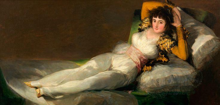 El cumpleaños de Goya esta en Primera Plana!