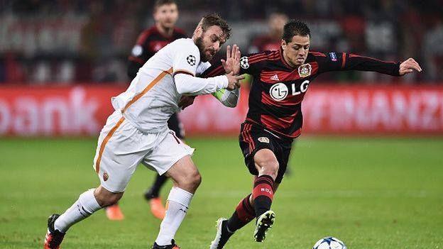 La Roma recibe en el estadio Olímpico al Bayer Leverkusen por la cuarta jornada de la Champions League. El duelo entre ambos equipos será por el grupo E y se disputará este miércoles 4 de noviembre desde las 2:45 pm.(horario peruano / transmite ESPN).