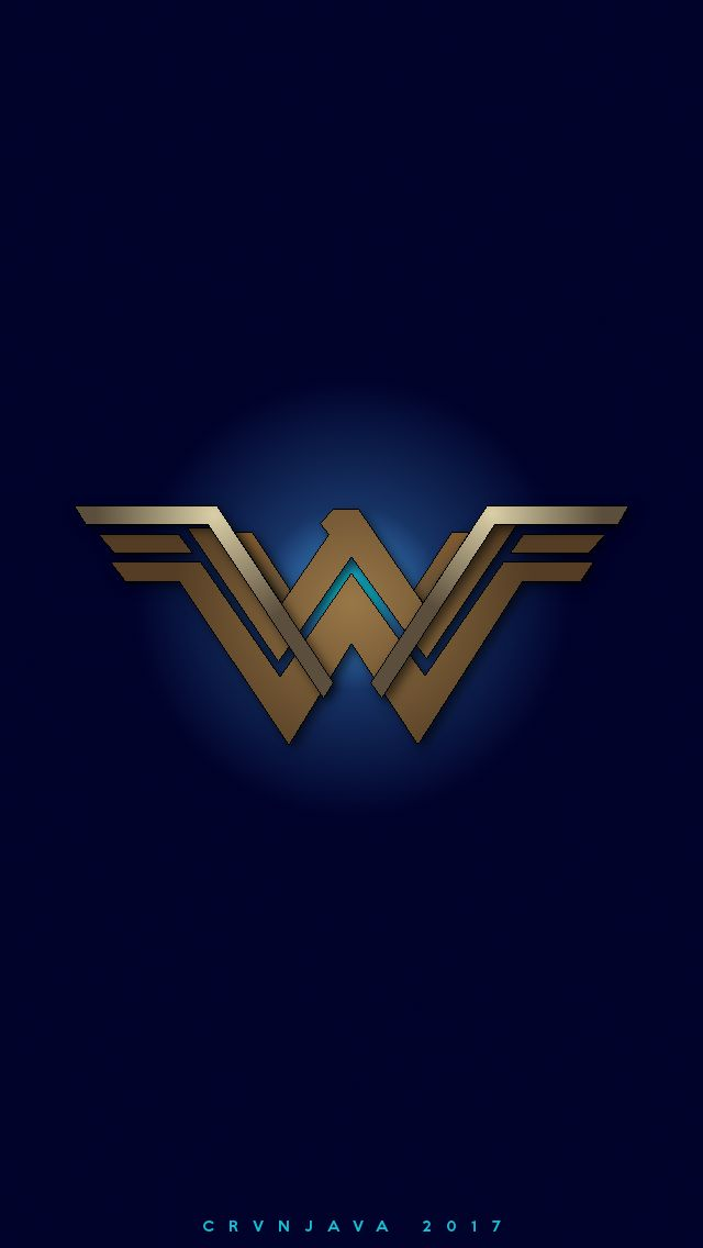 Wonder Woman Logo by crvnjava67
