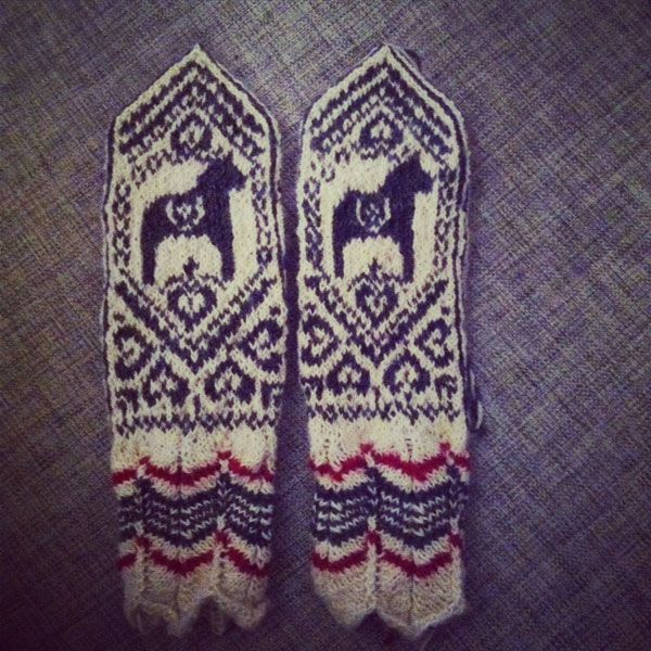 Swedish mittens