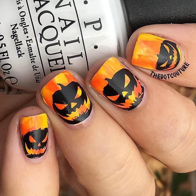 120 best halloween nails images on pinterest nail decorations 120 best halloween nails images on pinterest nail decorations nail art designs and black nails prinsesfo Choice Image
