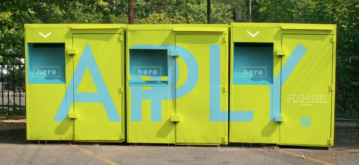 9 Best Clothing Donation Bins Images On Pinterest