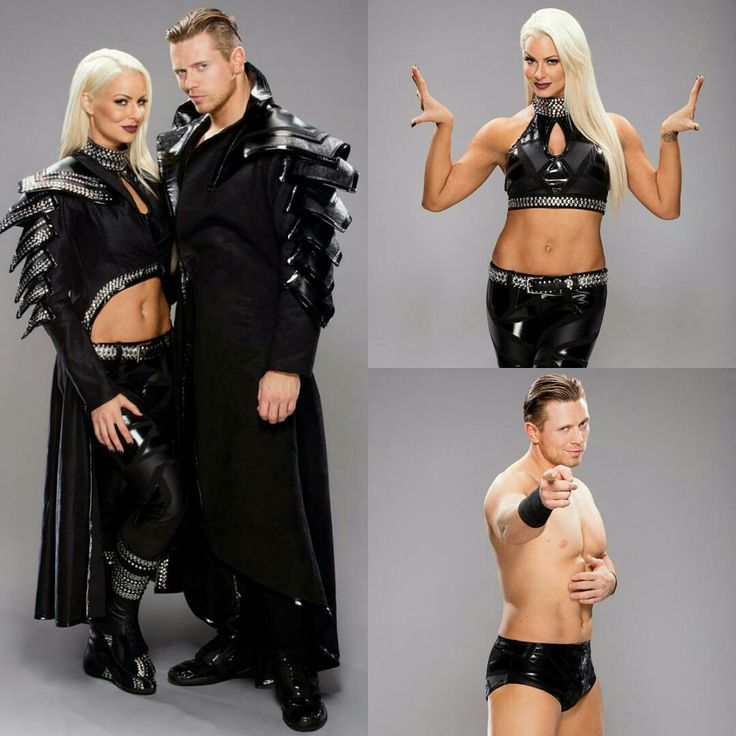 The Miz and Maryse at #WrestleMania33