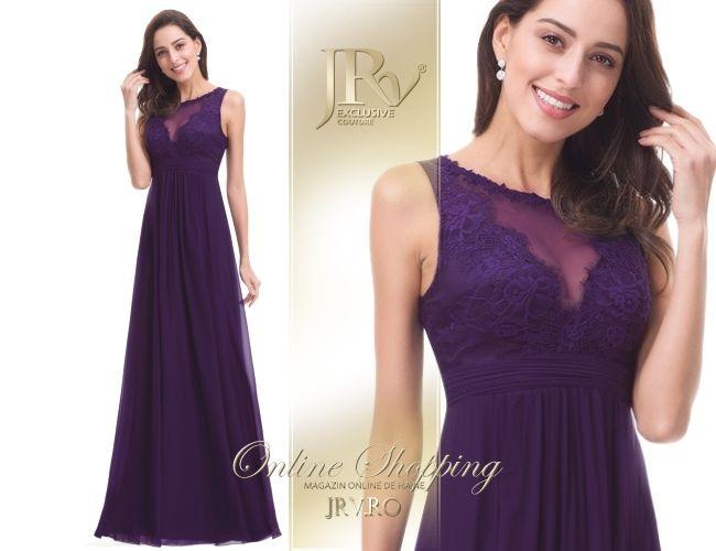 Rochie de seara Adelya Purple