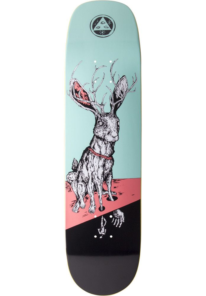 Welcome Help-Phoenix - titus-shop.com #Deck #Skateboard #titus #titusskateshop