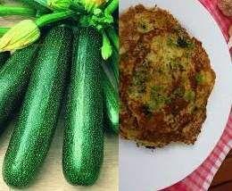 Recept Cukeťáky (cuketové bramboráky) od Maxihaf - Recept z kategorie Základní recepty