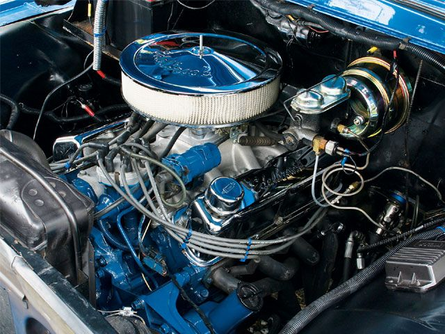 Top 10 Engines Of All Time 9 Ford 351 Windsor As