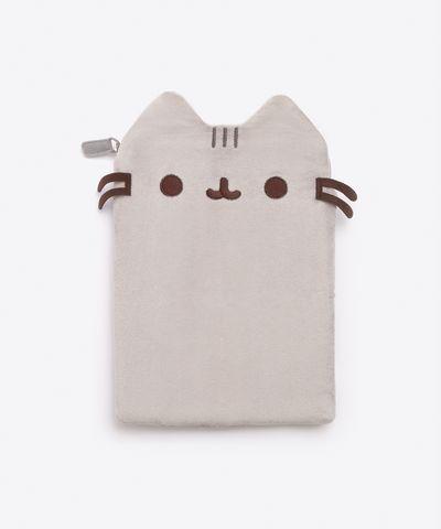 Pusheen the Cat mini tablet case.. Oh So Cute!!!