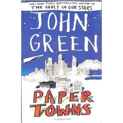 Paper Towns (John Green) - Book Review  http://anmolrawat.blogspot.in/2014/11/paper-towns-review.html
