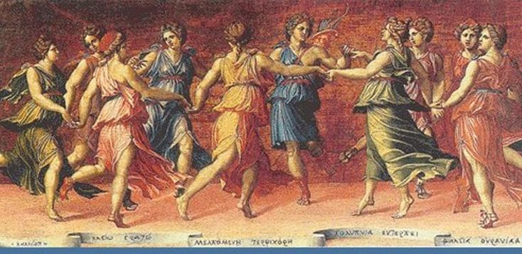 A Brief History Of Greek Dancing | Lemon & Olives | Greek Food & Culture Blog