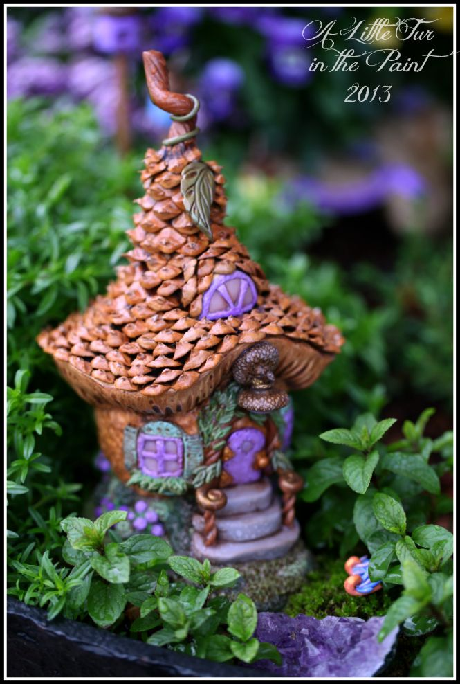 524 Best Images About Fairy Houses On Pinterest