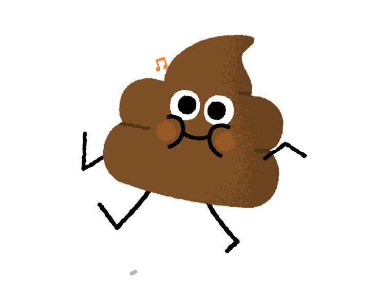 Happy Poop by Mauro Gatti #Design Popular #Dribbble #shots
