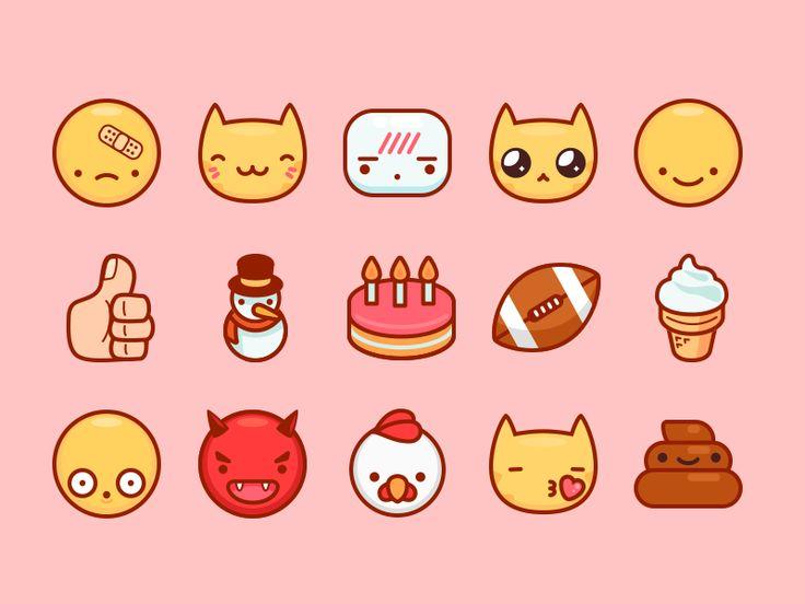 MeowChat Emoticon Set