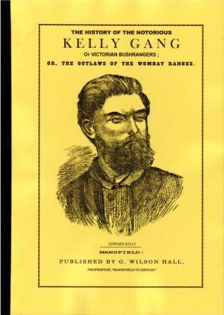 Book on Ned Kelly Gang