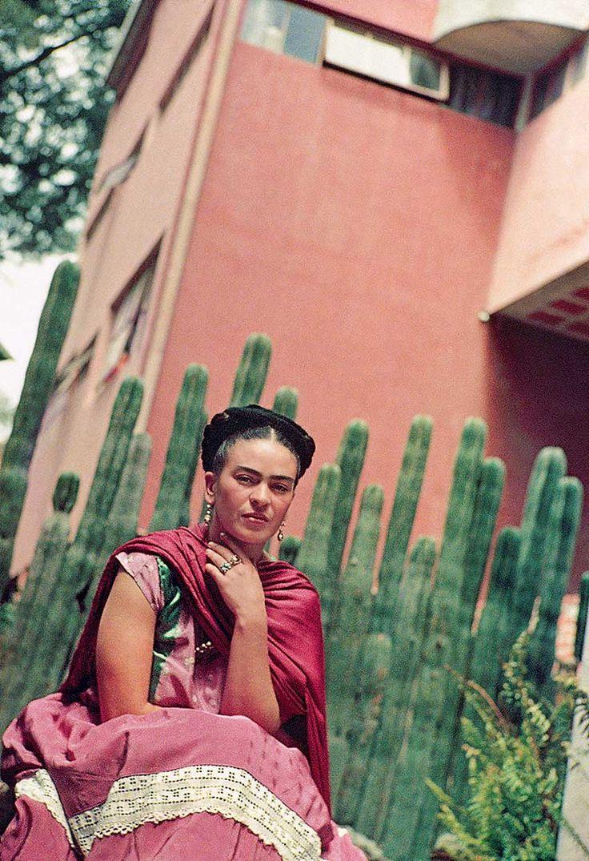 Frida Kahlo's Casa Azul in Coyoacán, Mexico | http://www.yellowtrace.com.au/frida-kahlo-casa-azul-coyoacan-mexico/