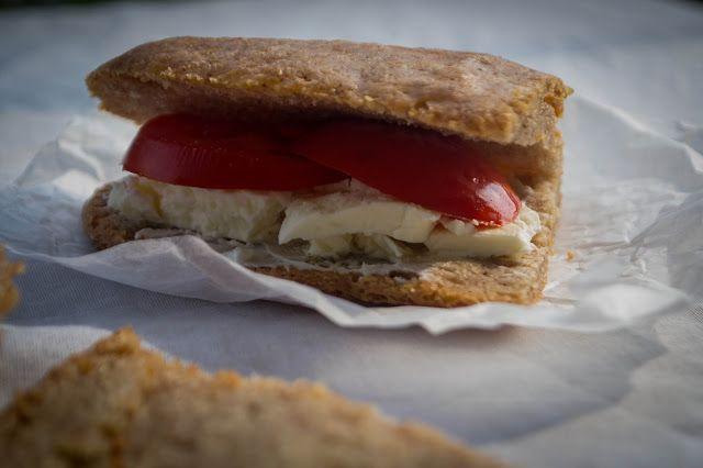 Bade'nin Şekeri: Unsuz Fathead Sandviç Ekmeği / Fathead Sandwich Bread