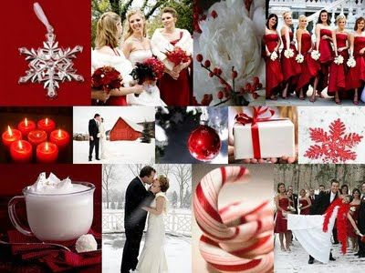 17 Best 1000 images about Christmas Wedding Ideas on Pinterest