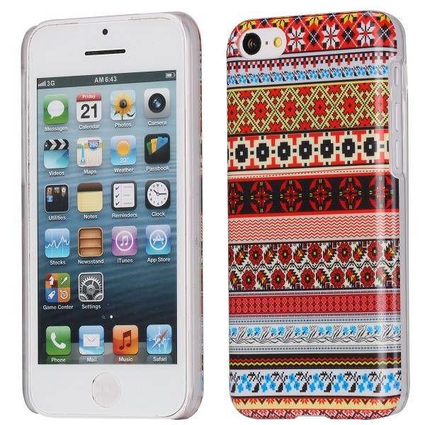 Indianen stijl hardcase hoesje iPhone 5C