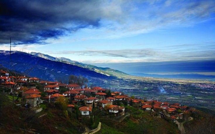 Elatochori - Pieria Regional Unit - Greece