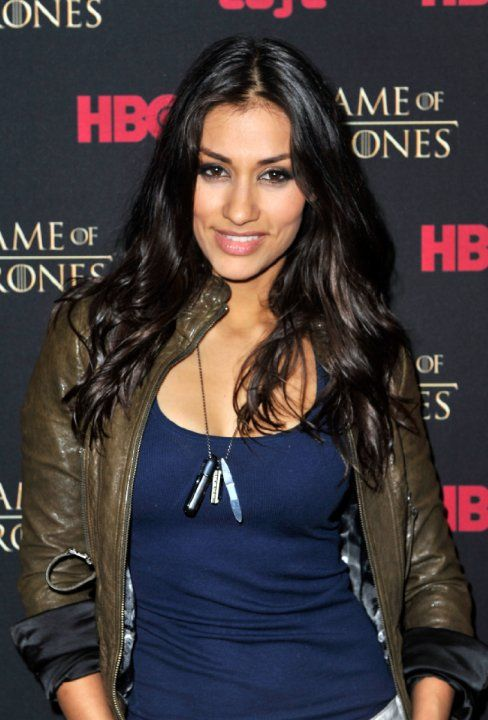 Janina Gavankar at event of Game of Thrones (2011)