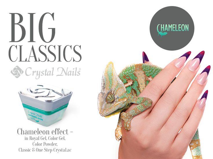 #chameleon #nailgel #nails #nailart