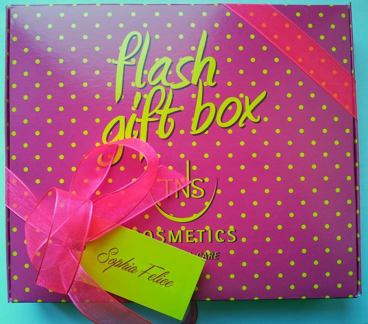 Gift Box TNS Cosmetics 02