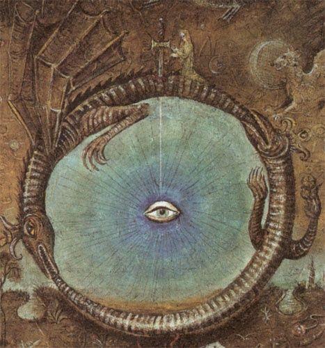 mererecorder:  Ouroboros / Sacred Geometry <3