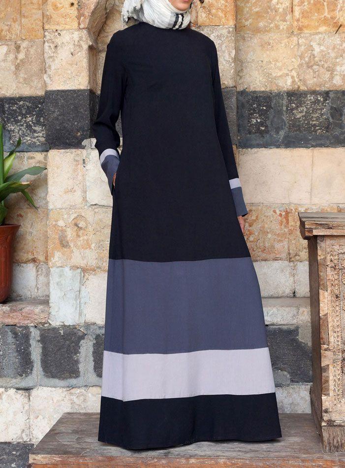 SHUKR USA   Inari Striped Dress