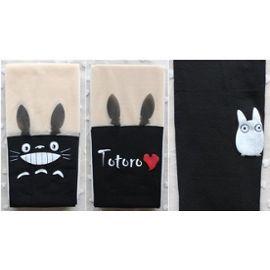 Collants Bas Chaussettes Hautes Manga Tatouage Totoro Déguisement Cosplay Animal Kawaii Elève Japonaise Extra-Mignon Drôle Boutique Déguisement À Paris