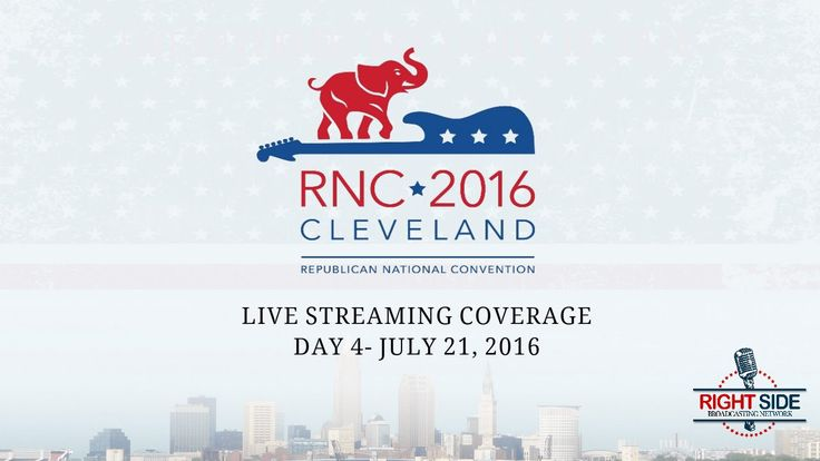 FULL REPLAY: Day 4 of Republican National Convention in Cleveland - July...