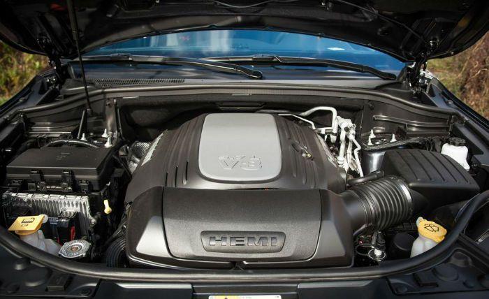2017 Dodge Durango RT Engine