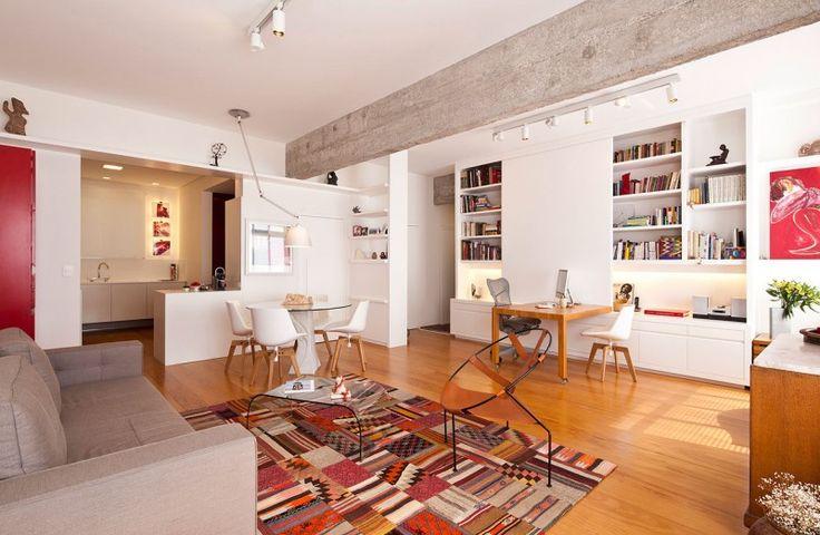 Apartamento YN by a:m studio de arquitetura   HomeDSGN
