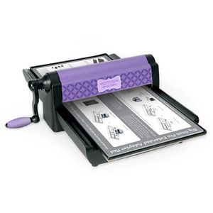 Sizzix Big Shot Pro Machine Only (Purple) w/Extended Accessories $449.99